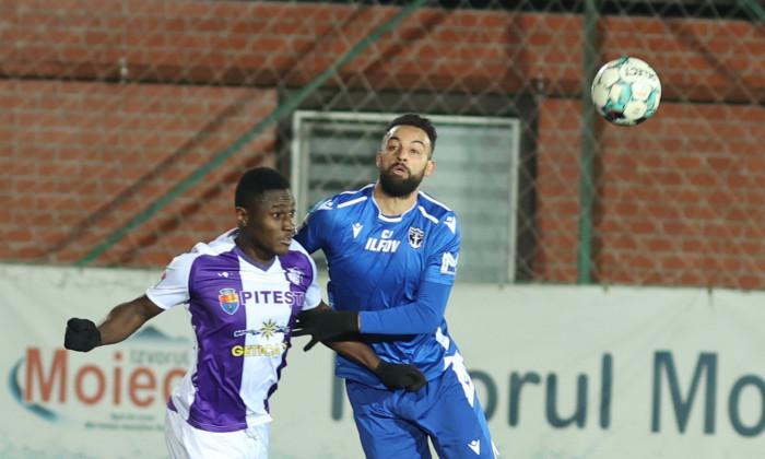 FOTBAL:FC VOLUNTARI-FC ARGES, LIGA 1 CASA PARIURILOR (19.02.2021)