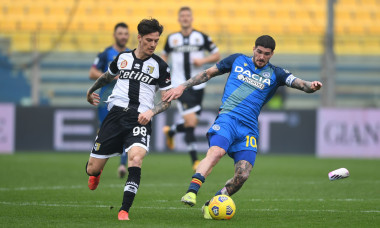 Soccer: Serie A 2020-2021 : Parma 2-2 Udinese