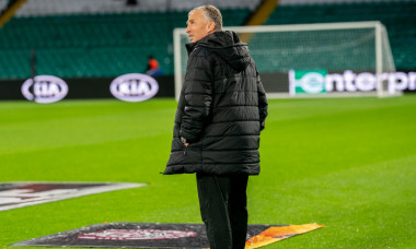 Glasgow Celtic v CFR Cluj, UEFA Europa League, Group E, Football, Celtic Park, Glasgow, Scotland, UK - 03 Oct 2019