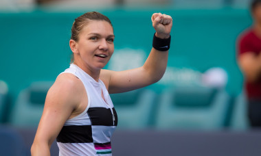Miami Open, Day 8, Miami Gardens, USA - 27 Mar 2019