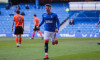 Rangers v Dundee United, Scottish Premiership, Football, Ibrox Stadium, Glasgow, Scotland, UK - 21 Feb 2021