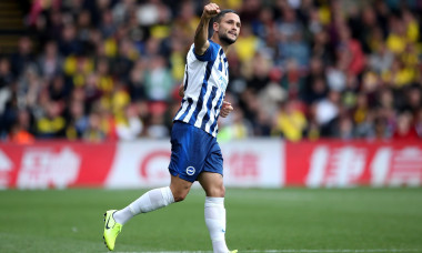 Watford v Brighton and Hove Albion - Premier League - Vicarage Road