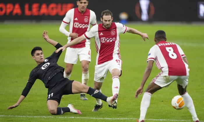 Netherlands: Ajax vs OSC Lille