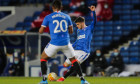 Rangers v Royal Antwerp, UEFA Europa League Round of 32 2nd Leg, Football, Ibrox Stadium, Glasgow, Scotland, UK - 25 Feb 2021