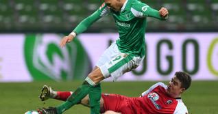 SV Werder Bremen v Sport-Club Freiburg - Bundesliga