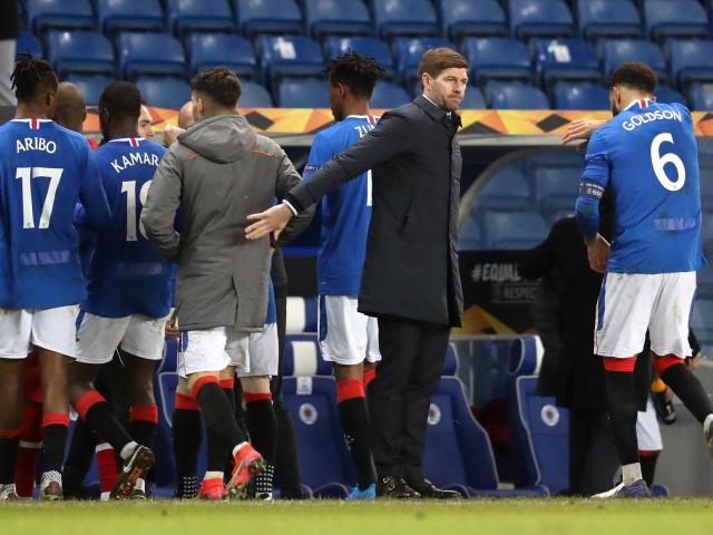 Jucătorul lăudat de Gerrard, după dubla lui Rangers cu 14 goluri + ce spun scoțienii despre optimile UEL