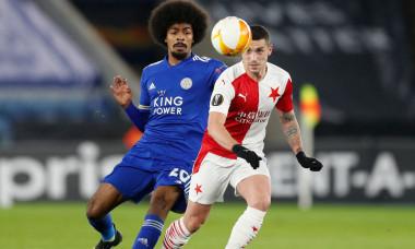 Leicester City v Slavia Prague - UEFA Europa League - Round of 32 - King Power Stadium