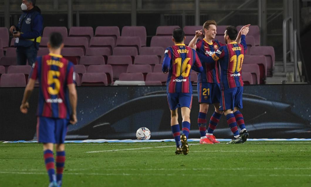FC Barcelona v Elche CF - La Liga Santander