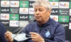 Soccer El 1/16 Finals Dynamo Kyiv Training, Brugge, Belgium - 24 Feb 2021