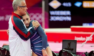 Olympics 2012 - Gymnastics - Women's Floor Exercise Final