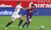 Sevilla v FC Barcelona, Copa del Rey Semi Final First Leg, Football, Estadio Sanchez Pizjuan, Sevilla, Spain - 10 Feb 2021