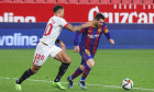 Sevilla v FC Barcelona, Copa del Rey Semi Final First Leg, Football, Estadio Sanchez Pizjuan, Sevilla, Spain - 10 Feb 2021