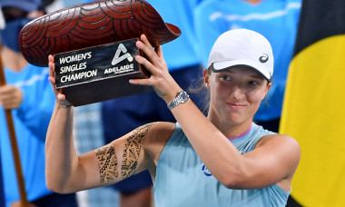 Adelaide International WTA 500 - Day 6