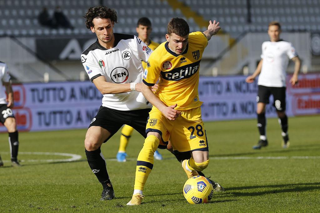 Spezia - Parma 2-2 | Deja vu pentru echipa lui Mihăilă și Dennis Man. Primul a fost titular, celălalt a intrat pe final