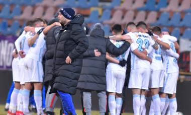 Marius Croitoru, după Botoșani - FCSB 0-2 / Foto: Sport Pictures