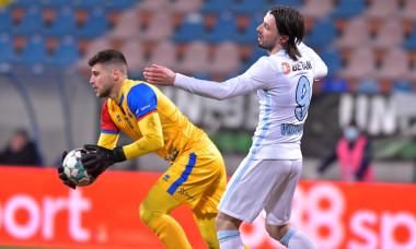 Ante Vukusic, în meciul Botoșani - FCSB / Foto: Sport Pictures