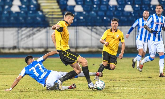FOTBAL:CSM POLITEHNICA IASI-FC VOLUNTARI, LIGA 1 CASA PARIURILOR (1.03.2021)