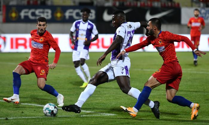 FOTBAL:FCSB-FC ARGES, LIGA 1 CASA PARIURILOR (20.09.2020)