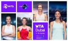 WTA Dubai 2021