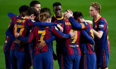Copa del Rey: FC Barcelona v Sevilla FC