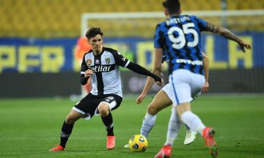 Soccer: Serie A 2020-2021 : Parma 1-2 Inter
