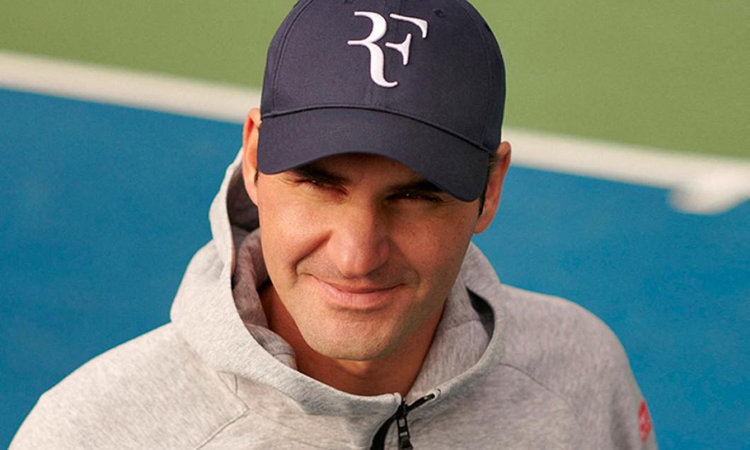 UNIQLO sort la premičre casquette RF pour Roger Federer