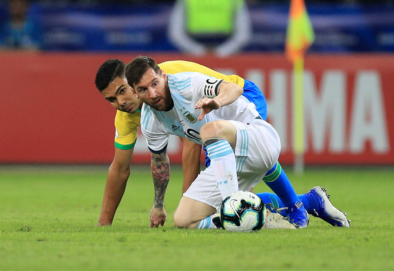 Brazilia - Argentina se poate juca pe Arena Națională. Anunțul făcut de președintele FIFA