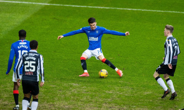 Rangers v St Mirren, Scottish Premiership, Football, Ibrox Stadium, Glasgow, Scotland, UK - 06 Mar 2021
