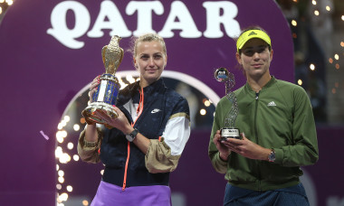 Qatar Total Open 2021 - Day Six
