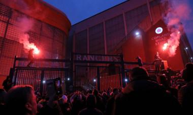 Rangers v St Mirren, Scottish Premiership, Football, Ibrox Stadium, Glasgow, Scotland, UK - 06 Mar 2021