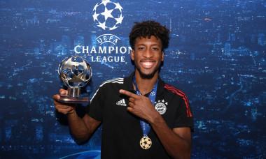 Le Bayern de Munich remporte la finale de la ligue des Champions UEFA 2020 ŕ Lisbonne en gagnant 1-0 face au PSG (Paris Saint-Germain)