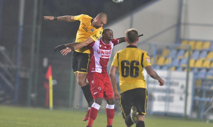 FOTBAL:FC VOLUNTARI-DINAMO BUCURESTI, LIGA 1 CASA PARIURILOR (8.03.2021)