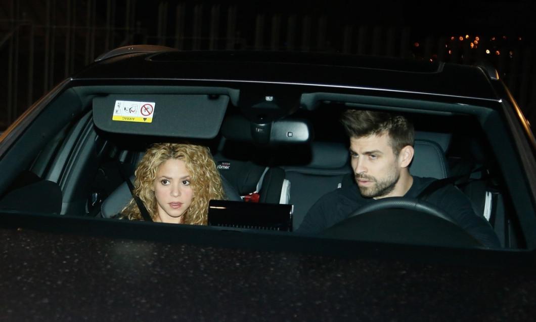 Shakira celebrates her 41st birthday and Gerard Pique's 31st birthday