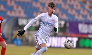 Octavian Popescu, fotbalistul de la FCSB / Foto: Sport Pictures
