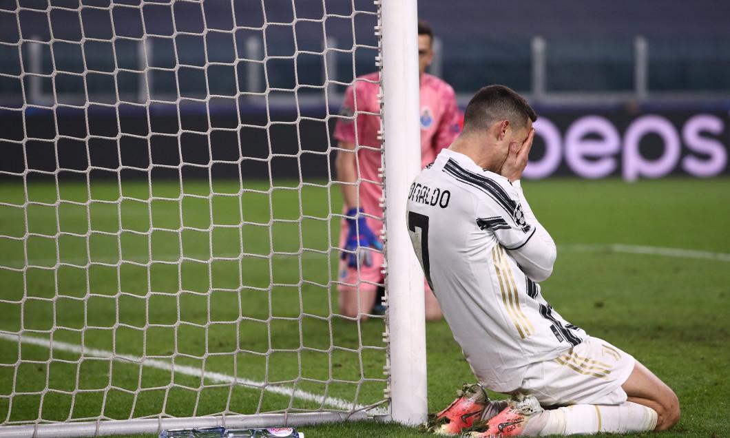 Juventus v FC Porto - UEFA Champions League - Round of 16 - 2nd Leg - Allianz Stadium