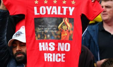 Barclays Premier League 2014/15 Stoke City v Liverpool Britannia Stadium, Stanley Matthews Way, Stoke-on-Trent, United Kingdom - 24 May 2015