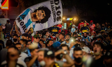 Justice for the death of Diego Maradona in Buenos Aires, Argentina - 10 Mar 2021