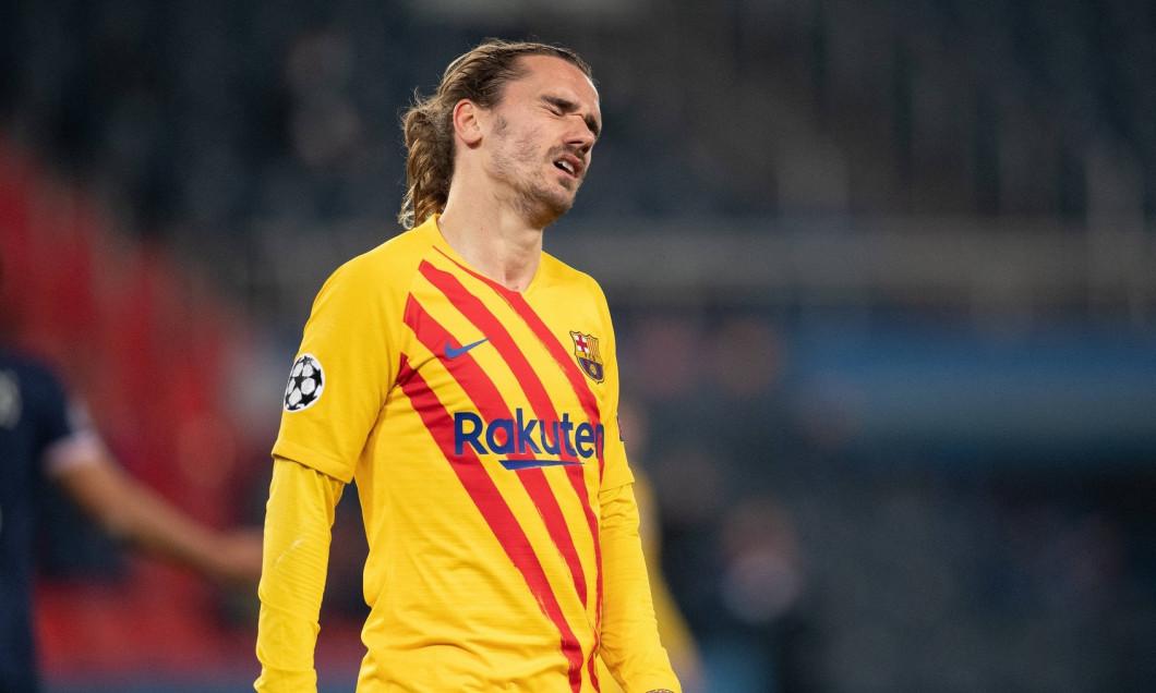 UEFA Champions League Round of 16 match between Paris Saint-Germain and FC Barcelona - Paris