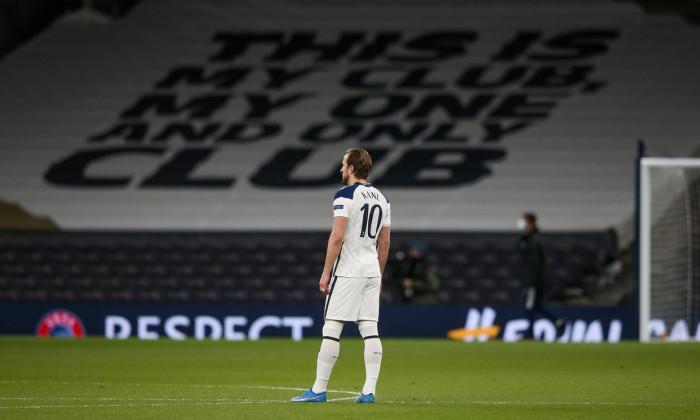 Tottenham Hotspur v Dinamo Zagreb, UEFA Europa League, Round Of 16, First Leg, Football, Tottenham Hotspur Stadium, London, UK - 11 Mar 2021