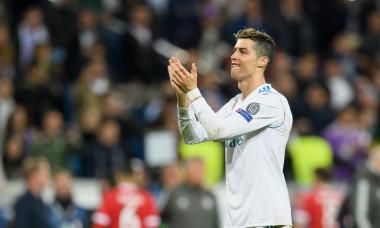 Cristiano Ronaldo, în tricoul lui Real Madrid / Foto: Getty Images