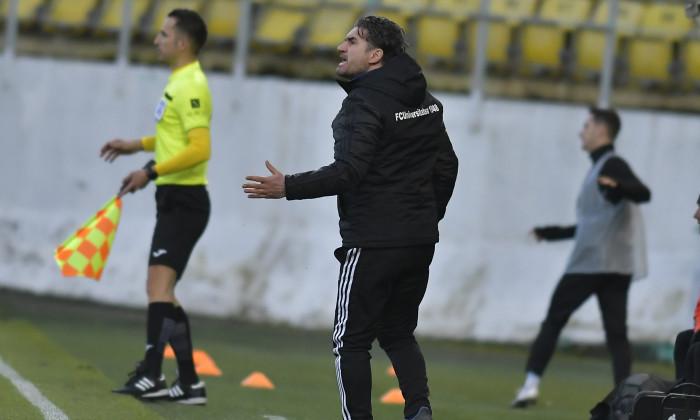 FOTBAL:CONCORDIA CHIAJNA-FC U CRAIOVA, LIGA 2 CASA PARIURILOR (2.03.2021)