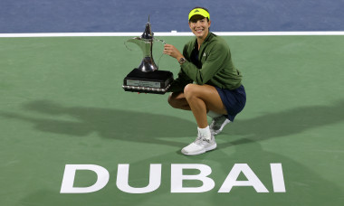 Dubai Duty Free Tennis - Day Seven