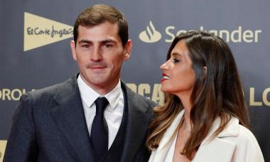 Iker Casillas şi Sara Carbonero / Foto: Profimedia