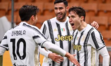 Milan vs Juventus - Serie A TIM 2020/2021