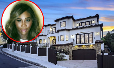 Serena Williams Is Selling Her Beverly Hills Mansion For $7.5 Million Dollars
