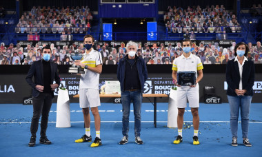Daniil Medvedev Wins Open 13 Provence - Marseille