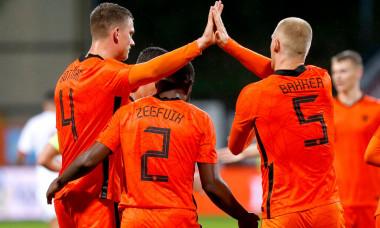 Netherlands: Netherlands U21 vs Gibraltar U21