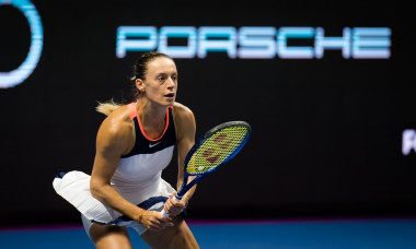 WTA St Petersburg Ladies Trophy, Tennis, St Petersburg, Russia - 15 Mar 2021