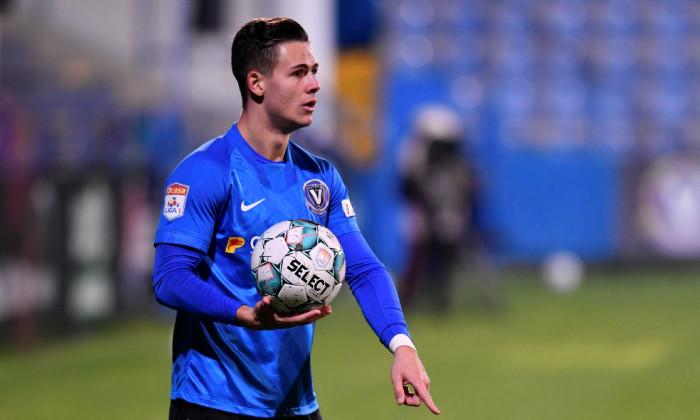 Victor Fernandez, în tricoul echipei FC Viitorul / Foto: Sport Pictures