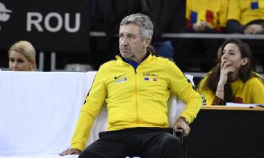 TENIS:ROMANIA-RUSIA, ANA BOGDAN-EKATERINA ALEXANDROVA, FED CUP (8.02.2020)